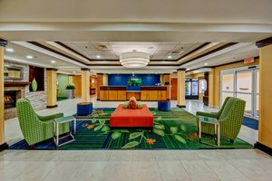 Lobby - Fairfield Inn & Suites by Marriott Murfreesboro