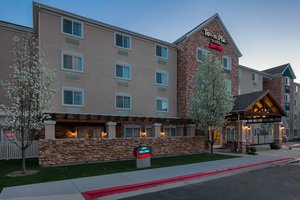 Exterior view - TownePlace Suites by Marriott Downtown Boise