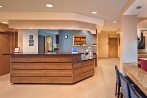 Lobby - Residence Inn by Marriott Tewksbury