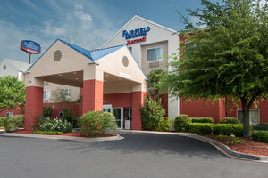 Exterior view - Fairfield Inn & Suites by Marriott Baton Rouge