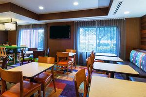 Restaurant - Fairfield Inn & Suites by Marriott Baton Rouge