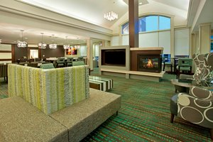 Lobby - Residence Inn by Marriott Hunt Valley