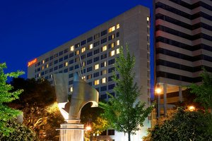 Exterior view - Marriott Hotel Downtown Columbia
