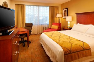Room - Marriott Hotel Downtown Columbia