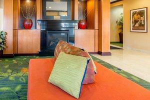 Lobby - Fairfield Inn by Marriott Canton