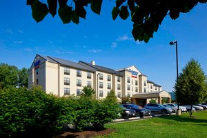 Exterior view - Fairfield Inn & Suites by Marriott Cumberland