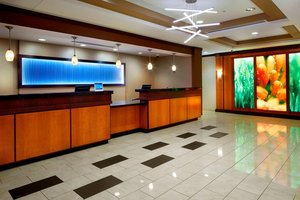 Lobby - Fairfield Inn & Suites by Marriott Cumberland