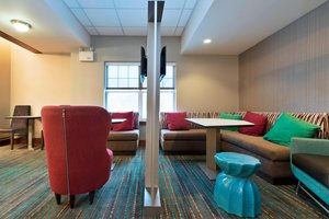 Lobby - Residence Inn by Marriott Stanhope