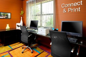 Conference Area - Fairfield Inn & Suites by Marriott Cumberland