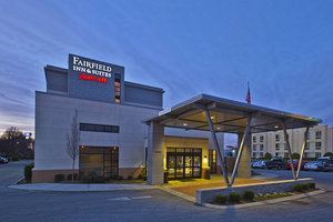 Exterior view - Fairfield Inn & Suites by Marriott Airport Chattanooga