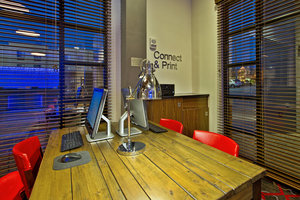 Conference Area - Fairfield Inn & Suites by Marriott Airport Chattanooga
