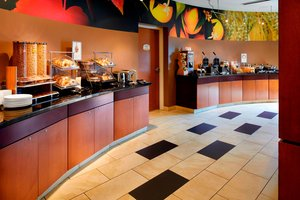 Restaurant - Fairfield Inn & Suites by Marriott Cumberland