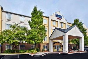 Exterior view - Fairfield Inn & Suites by Marriott Hammond