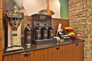 Restaurant - Fairfield Inn & Suites by Marriott Hammond