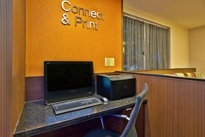 Conference Area - Fairfield Inn & Suites by Marriott Hammond