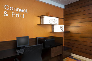 Conference Area - Fairfield Inn by Marriott Midway Bedford Park