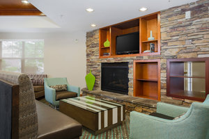 Lobby - Residence Inn by Marriott Chico