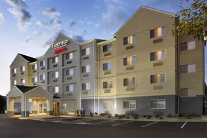 Exterior view - Fairfield Inn by Marriott Colorado Springs