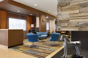 Lobby - Fairfield Inn by Marriott Colorado Springs