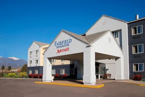 Exterior view - Fairfield Inn by Marriott South Colorado Springs