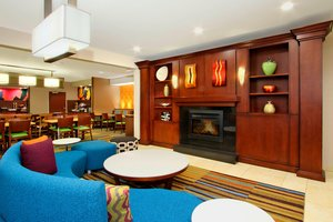 Lobby - Fairfield Inn by Marriott South Colorado Springs