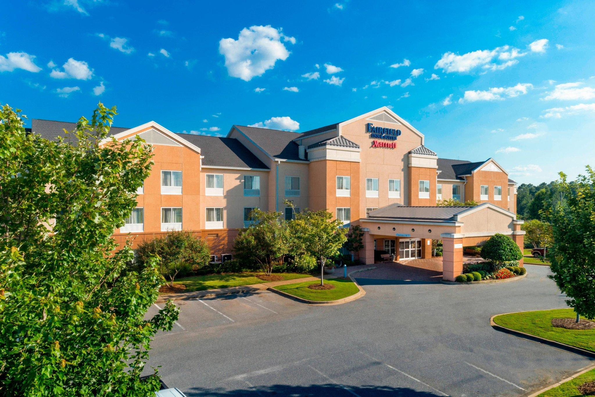 Fairfield Inn and Suites by Marriott Auburn Opelika