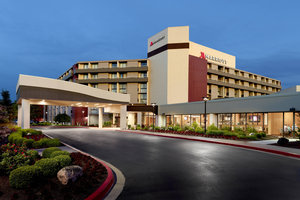 Exterior view - Marriott Hotel Dayton