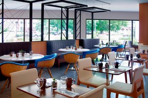 Restaurant - Marriott Hotel Dayton