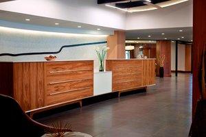 Lobby - Marriott Hotel Dayton