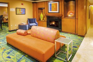 Lobby - Fairfield Inn by Marriott Highlands Ranch