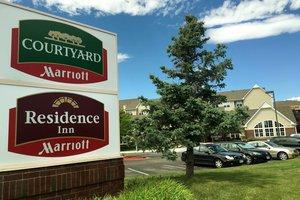Exterior view - Residence Inn by Marriott Park Meadows Englewood
