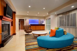 Lobby - Fairfield Inn by Marriott University Drive Fort Worth