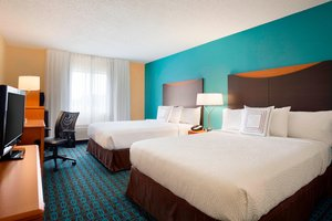 Room - Fairfield Inn by Marriott University Drive Fort Worth