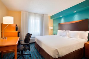 Suite - Fairfield Inn by Marriott University Drive Fort Worth