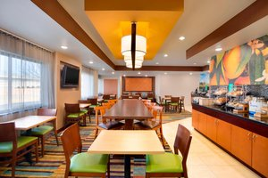 Restaurant - Fairfield Inn by Marriott University Drive Fort Worth
