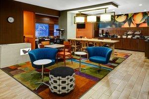 Lobby - Fairfield Inn by Marriott Dothan