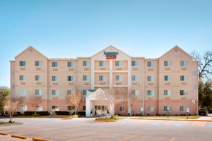 Exterior view - Fairfield Inn by Marriott University Drive Fort Worth