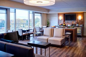 Bar - Marriott Detroit Metro Airport Hotel Romulus