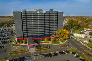 Exterior view - Marriott Glenpointe Hotel Teaneck