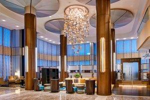 Lobby - Marriott Glenpointe Hotel Teaneck