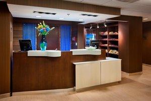 Lobby - Fairfield Inn by Marriott East Rutherford