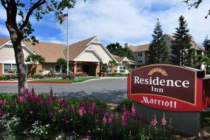 Exterior view - Residence Inn by Marriott Fresno