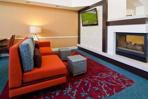 Lobby - Residence Inn by Marriott Fresno