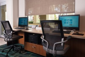 Conference Area - SpringHill Suites by Marriott Dania Beach