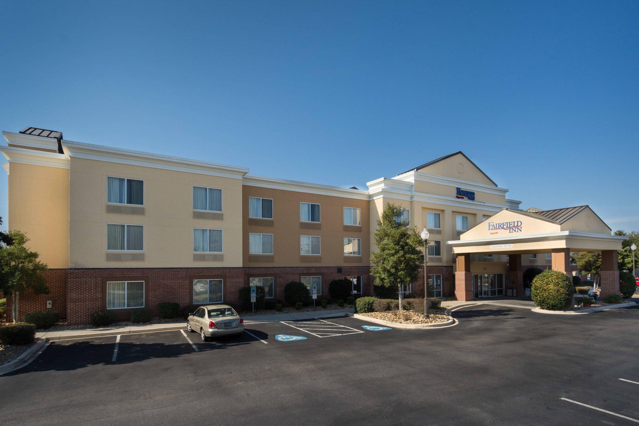 Fairfield Inn by Marriott Hartsville