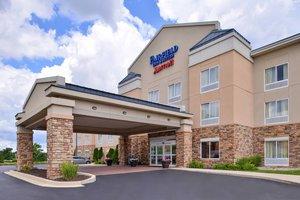 Exterior view - Fairfield Inn & Suites by Marriott Fort Wayne