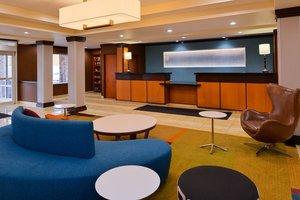 Lobby - Fairfield Inn & Suites by Marriott Fort Wayne