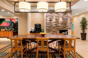 Lobby - Fairfield Inn by Marriott Grand Forks