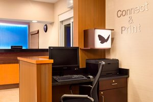 Conference Area - Fairfield Inn by Marriott Grand Forks
