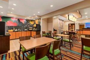 Restaurant - Fairfield Inn by Marriott Grand Forks